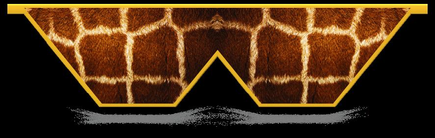 Fillers > Double V Filler > Giraffe Skin