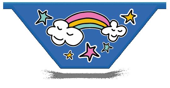 Fillers > V Filler > Unicorn Sky
