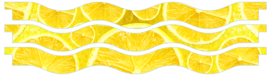 Planks > Wavy Plank x 3 > Lemons