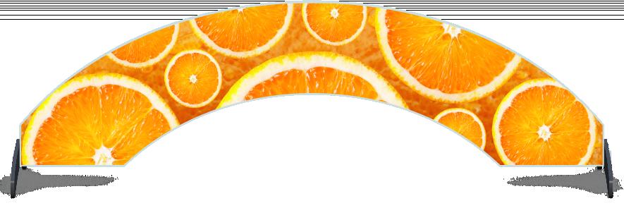 Fillers > Arch Filler > Oranges