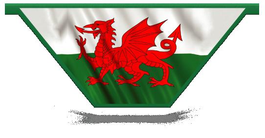 Fillers > V Filler > Welsh Flag