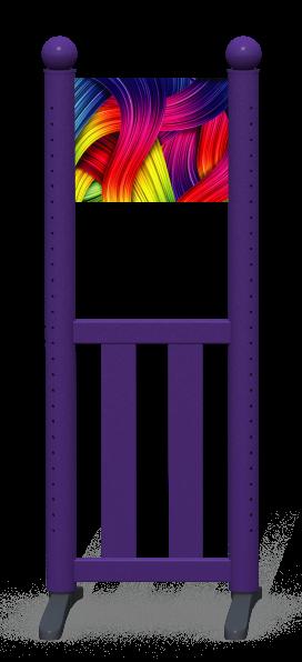 Wing > Combi K > Rainbow Ribbons