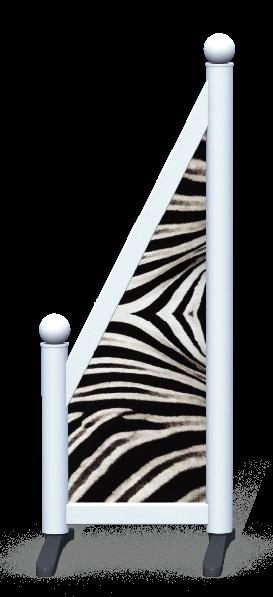 Wing > Sloping Printed > Zebra Skin