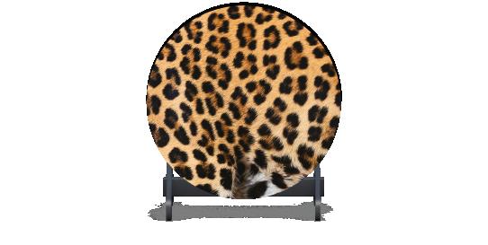Fillers > Round Filler > Leopard Skin