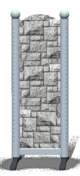 Wing > Combi M > Pillar Brick