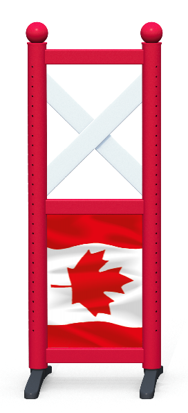 Wing > Combi F > Canadian Flag