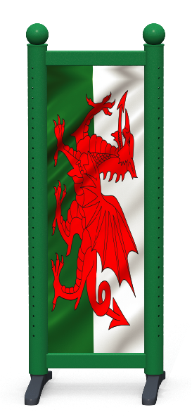 Wing > Combi N > Welsh Flag