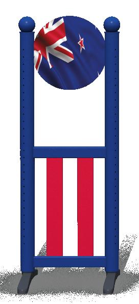 Wing > Combi Round > New Zealand Flag