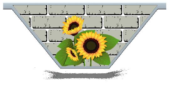 Fillers > V Filler > Sunflowers