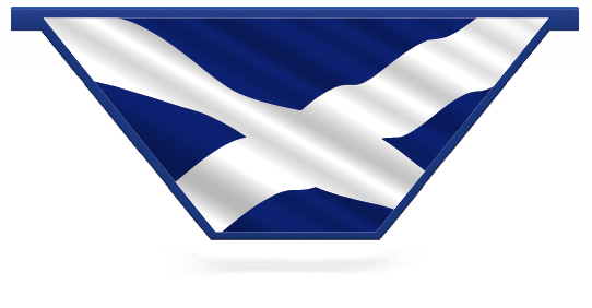 Fillers > V Filler > Scottish Flag