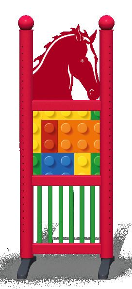 Wing > Combi Horse Head > Toy Bricks