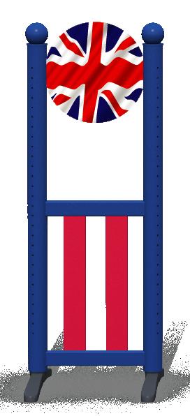 Wing > Combi Round > United Kingdom Flag