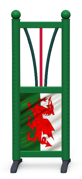 Wing > Combi G > Welsh Flag