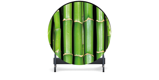 Fillers > Round Filler > Bamboo