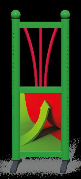 Wing > Combi G > 3D Arrows