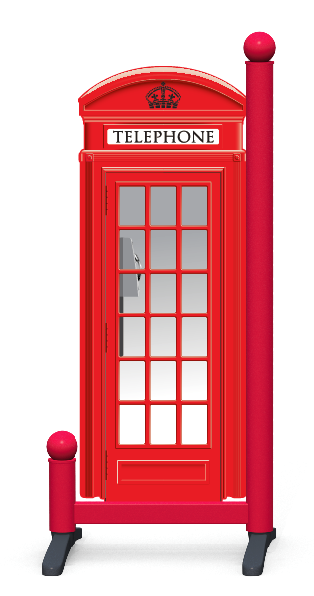 Wing > Phone Box > Red Telephone Box