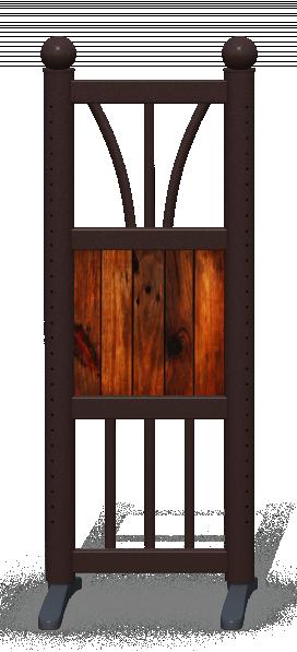 Wing > Combi D > Dark Wood