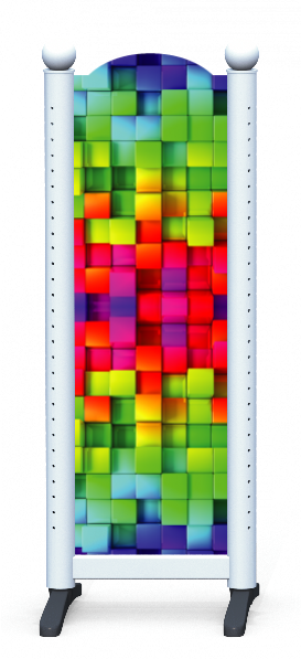 Wing > Combi M > Rainbow Cubes
