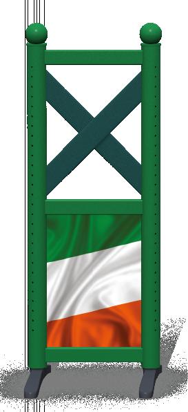 Wing > Combi F > Irish Flag