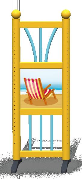 Wing > Combi D > Beach