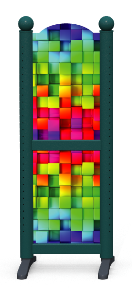 Wing > Combi H > Rainbow Cubes