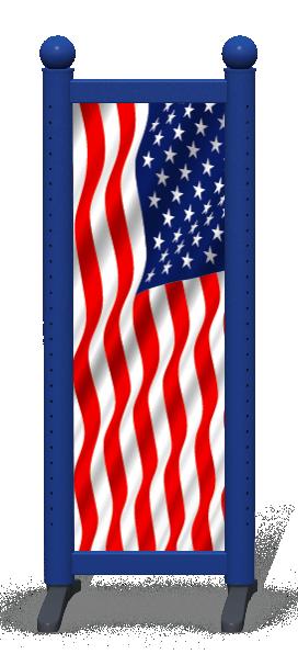 Wing > Combi N > American Flag