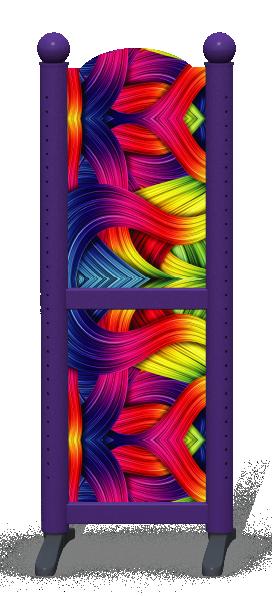 Wing > Combi H > Rainbow Ribbons
