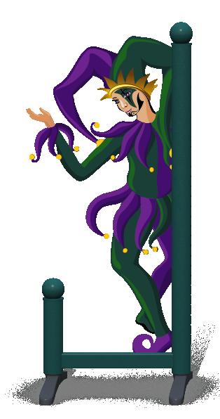 Wing > Joker > Joker Green And Purple