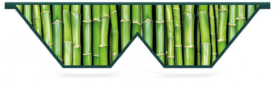 Fillers > Double V Filler > Bamboo