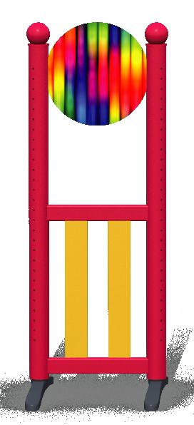 Wing > Combi Round > Rainbow Tubes