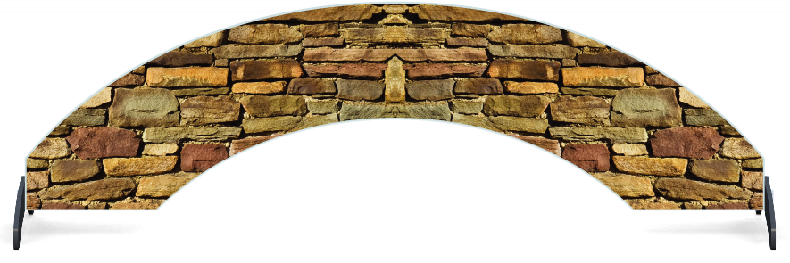 Fillers > Arch Filler > Cotswold Stone