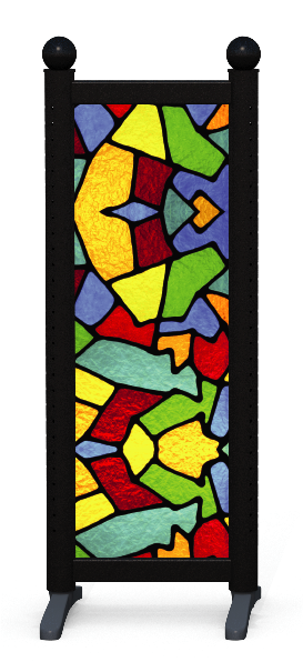 Wing > Combi N > Stained Glass