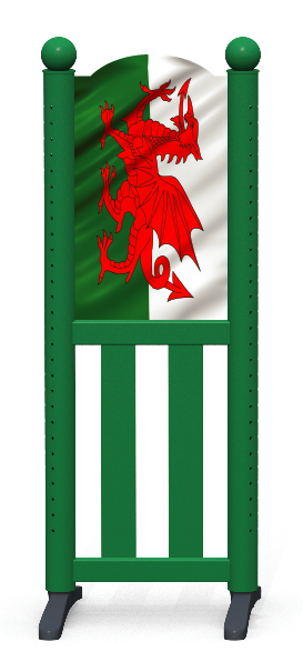 Wing > Combi L > Welsh Flag