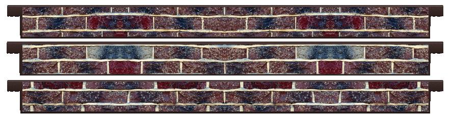 Planks > Straight Plank x 3 > New Brick