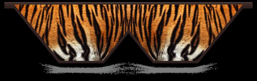 Fillers > Double V Filler > Tiger Skin