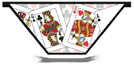 Fillers > V Filler > Playing Cards