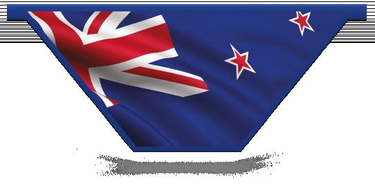 Fillers > V Filler > New Zealand Flag