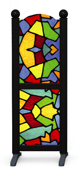 Wing > Combi H > Stained Glass