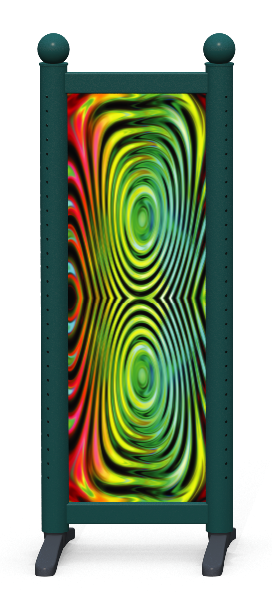 Wing > Combi N > Colourful Ripples