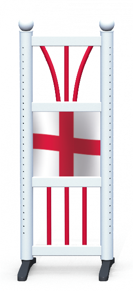Wing > Combi D > St Georges Flag
