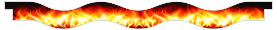 Planks > Wavy Plank > Fire