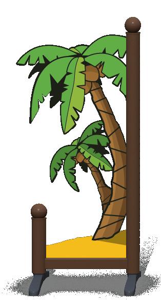 Wing > Palm Tree