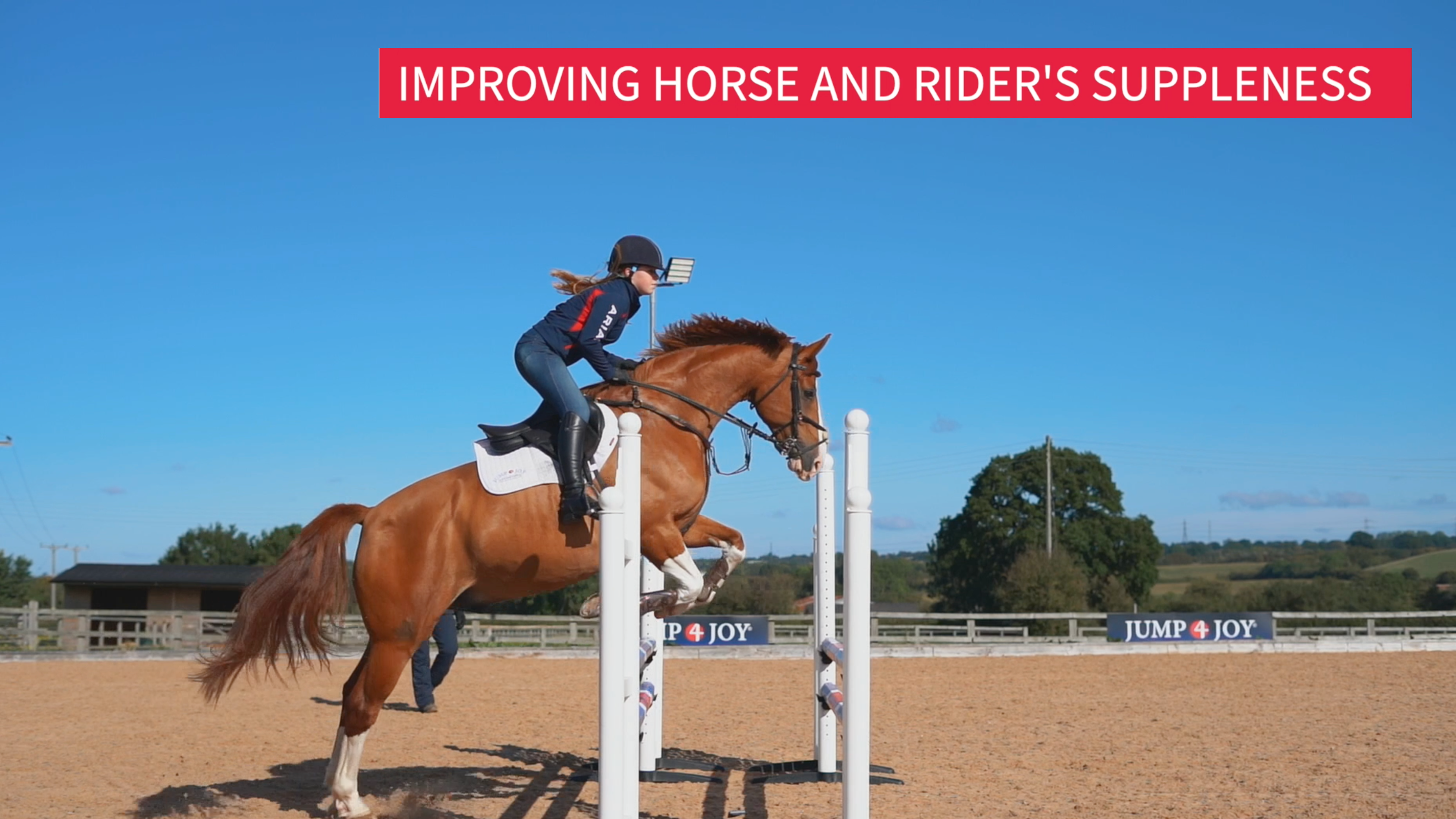 Improving Horse & Riders Suppleness